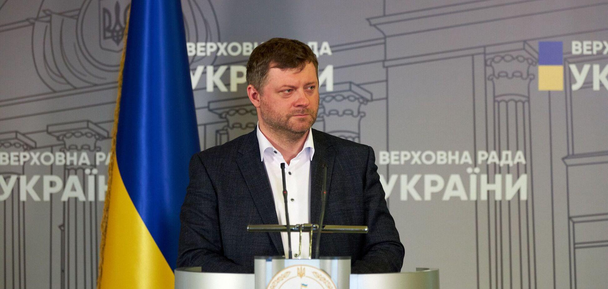 Олександр Корнієнко прокоментував результати паралельного підрахунку голосів штабом партії 'Слуга Народу'