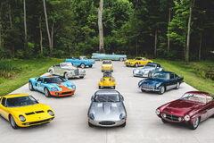 Коллекцию из 240 автомобилей американского афериста продали за рекордную сумму