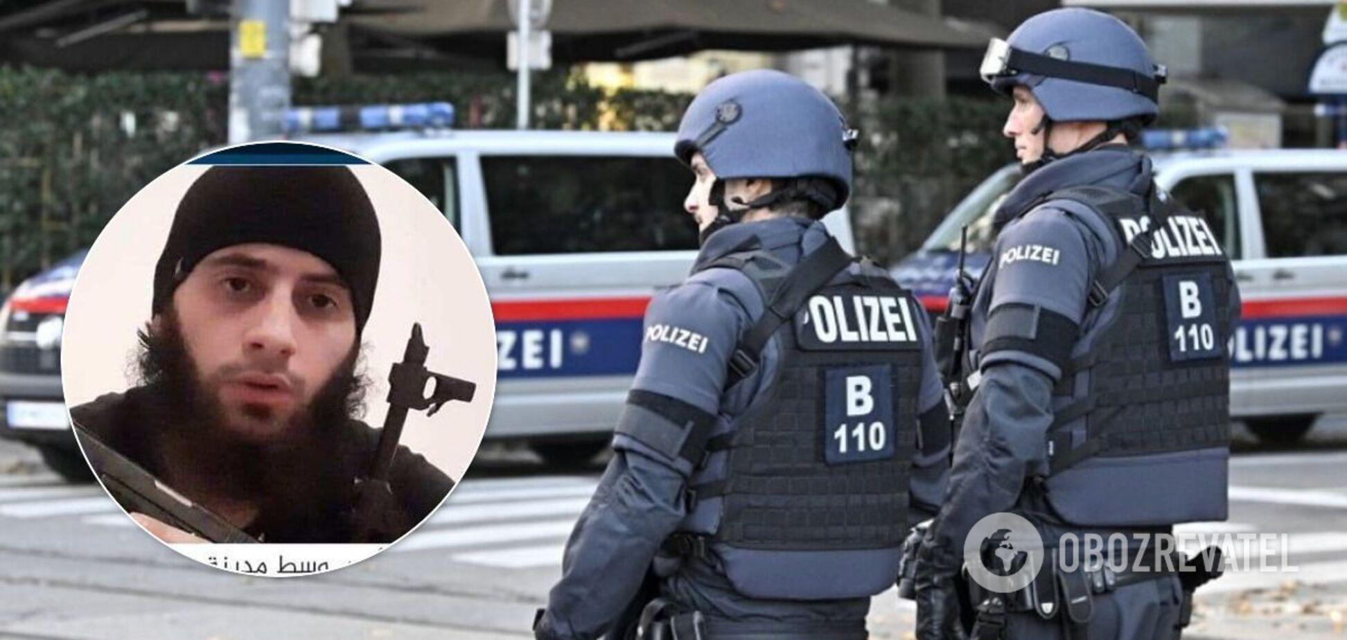 У ЗМІ показали фото терориста, імовірно, убитого у Відні