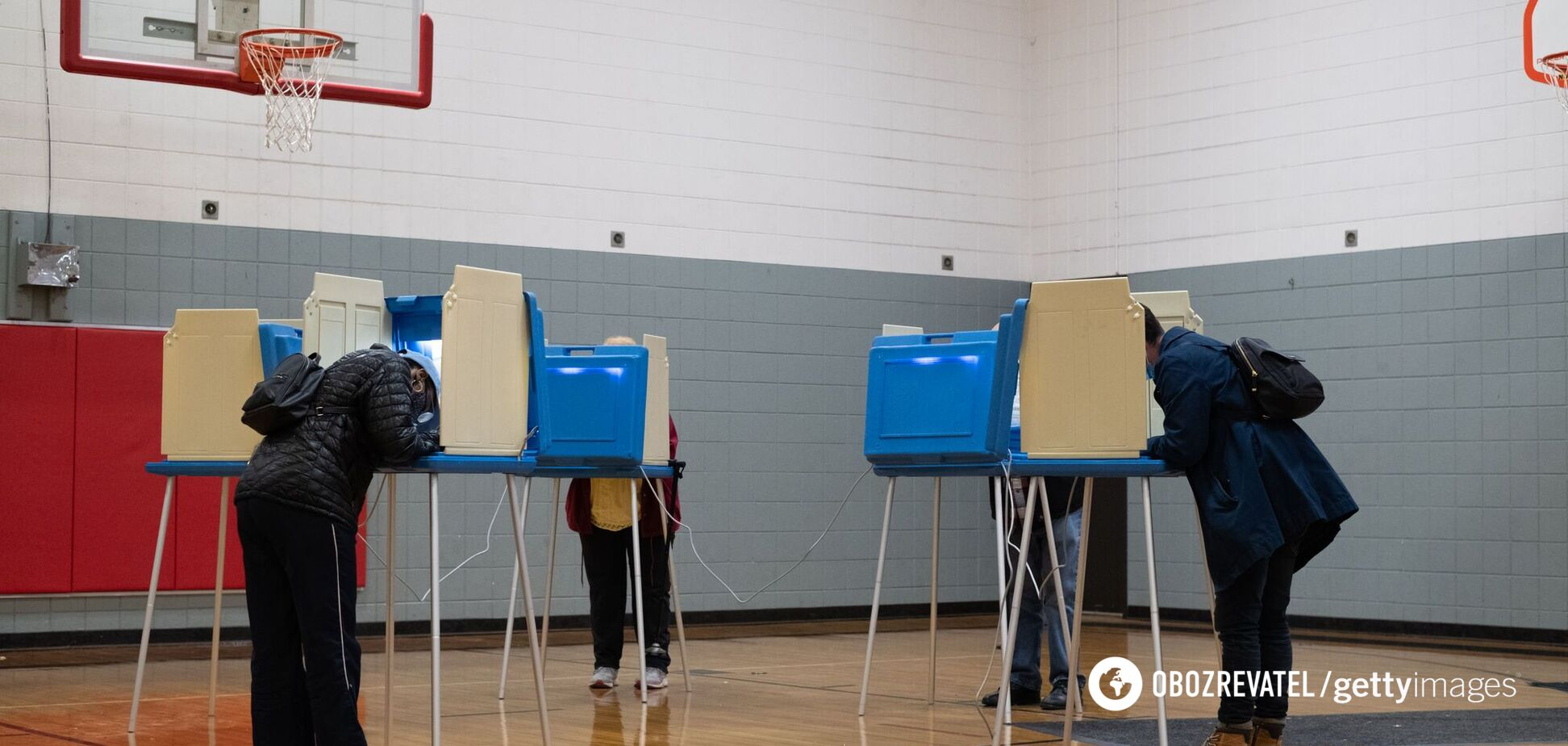 Выбори в США