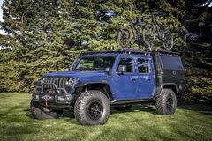 Компания Jeep подготовила к выставке SEMA360 необычный пикап