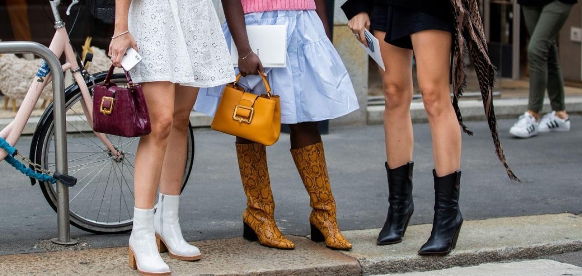 Які чоботи будуть модними взимку 2020-2021: названо трендові варіанти
