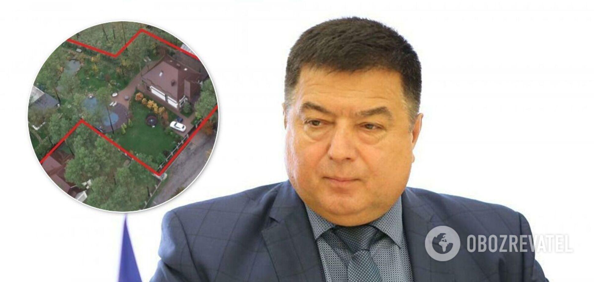Тупицкий заявил, что теща купила дом под Киевом с продажи квартиры