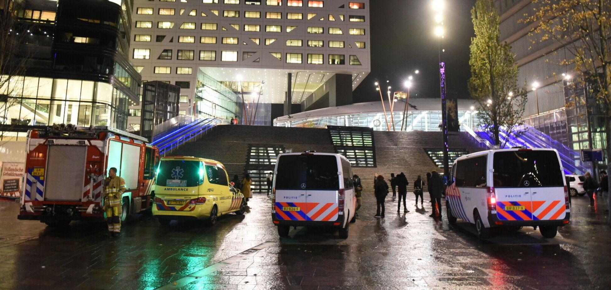 В Утрехті евакуювали вокзал