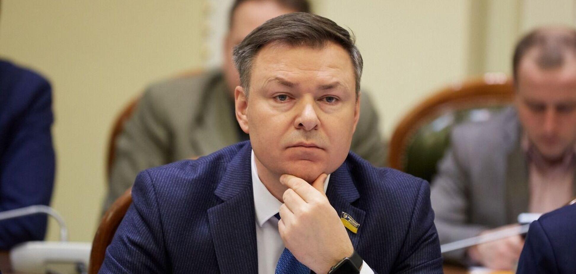 Олександр Завітневич заразився коронавірусів