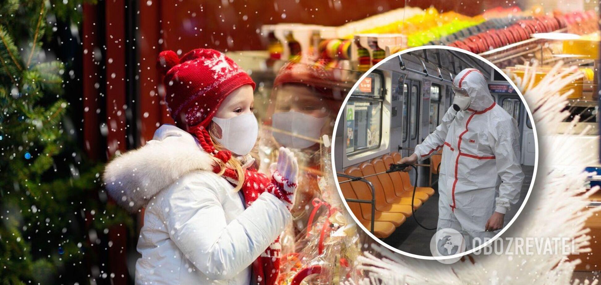 Локдаун в Україні потрібен уже зараз, а після Нового року його варто повторити, – інфекціоніст