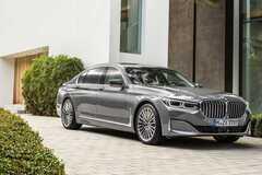 Стали известны характеристики нового электромобиля BMW i7