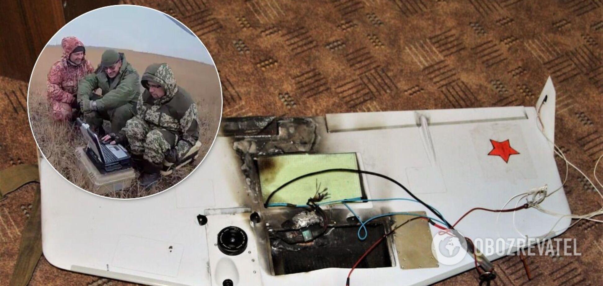 Терористи на Донбасі потрапили в камеру власного БПЛА