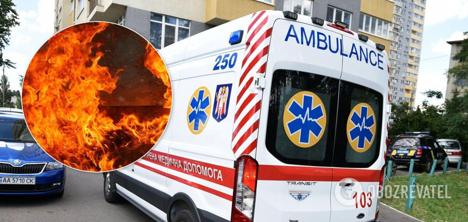 У Бердянську діти підпалили однолітка та зняли подію на відео