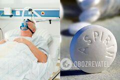 Насколько аспирин эффективен в лечении COVID-19