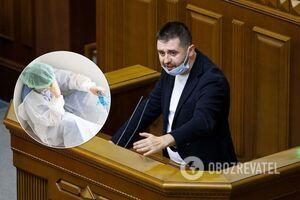 Арахамія порівняв медсистему України з армією 2014-го