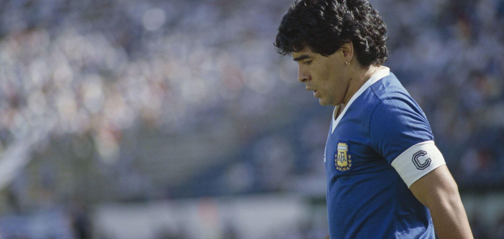 Іспанська футболістка назвала Марадону педофілом і насильником та відмовилася вшанувати його пам'ять
