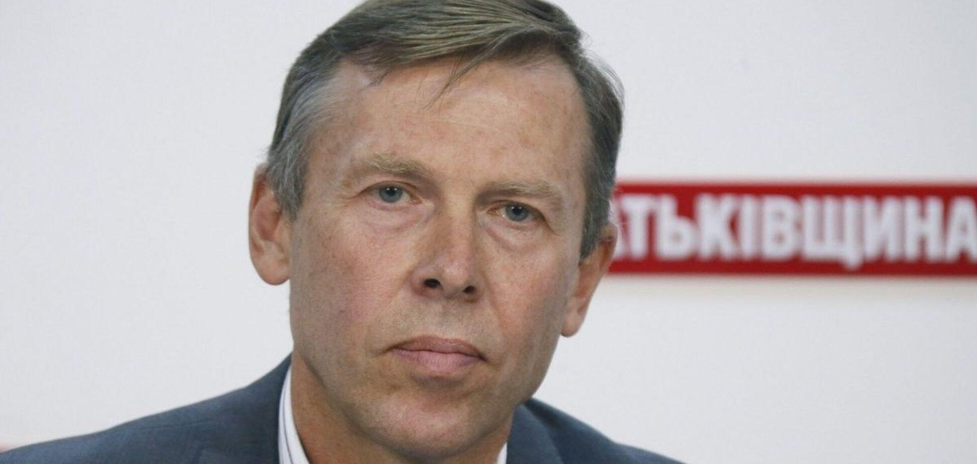 В 'Батьківщині' потребовали немедленного восстановления электронного декларирования