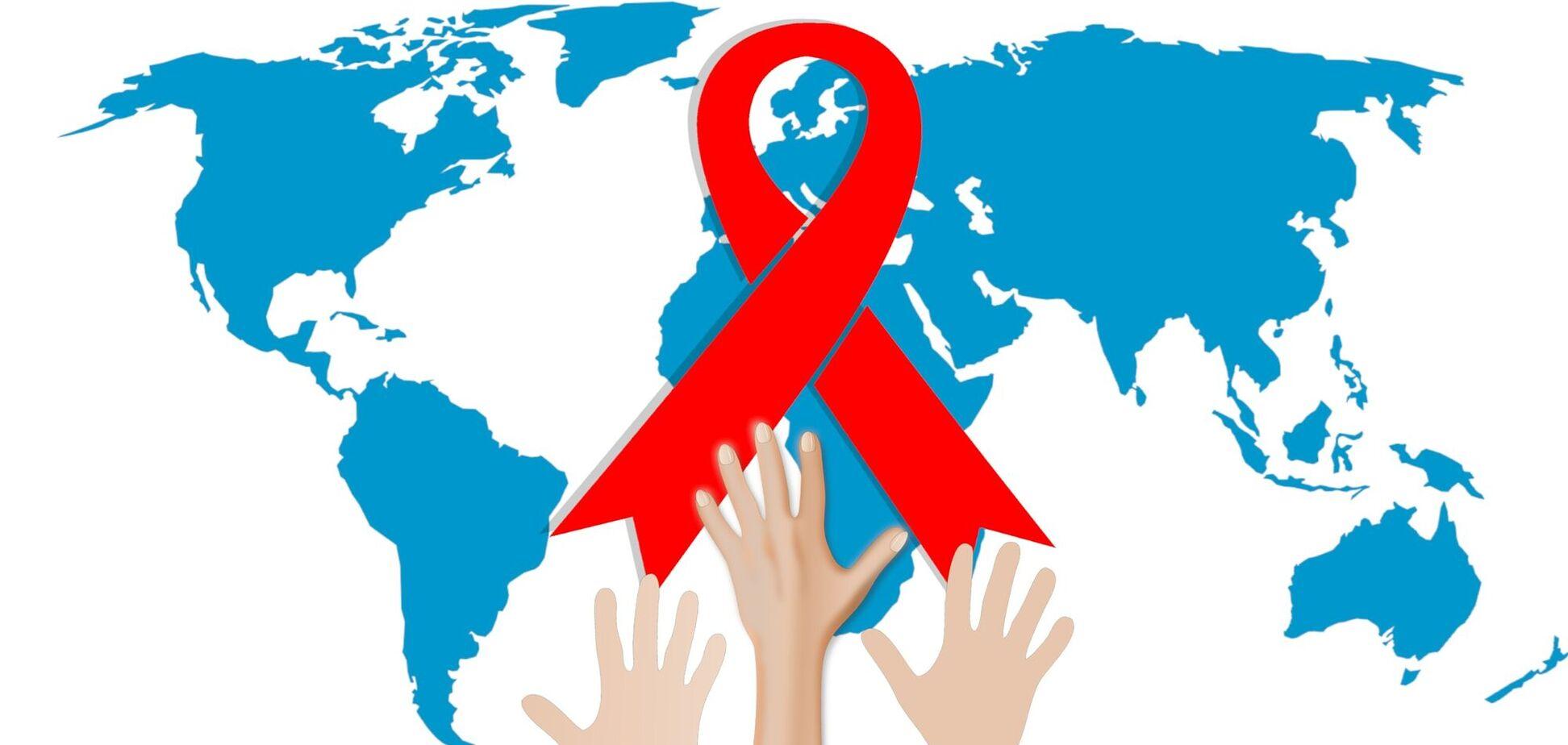 Всесвітній день боротьби зі СНІДом відзначають 1 грудня