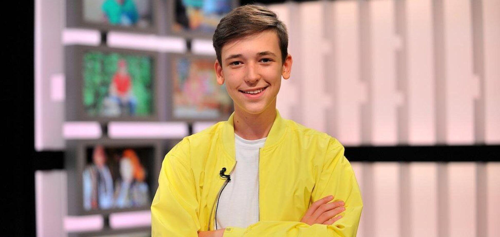 Выступление представителя Украины на Детском Евровидении-2020 вызвало восхищение у зрителей: достойно представил страну