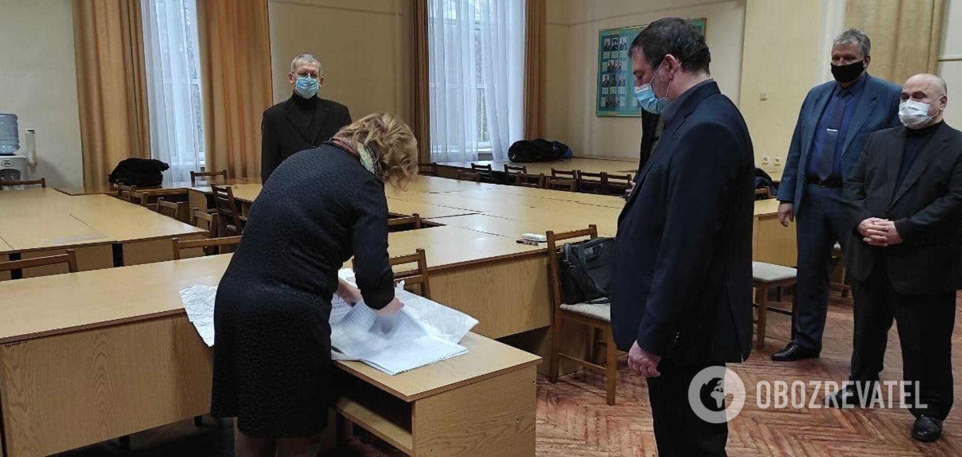 У Києві пройде другий тур виборів ректора університету ім. Т. Шевченка