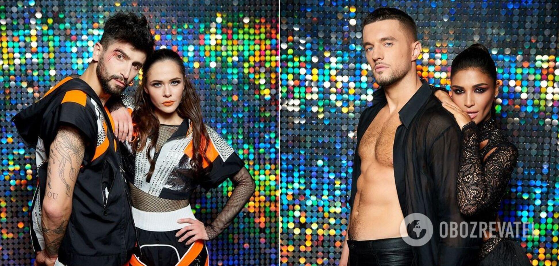 'Танці з зірками 2020': как выступили финалисты Санина и Димопулос