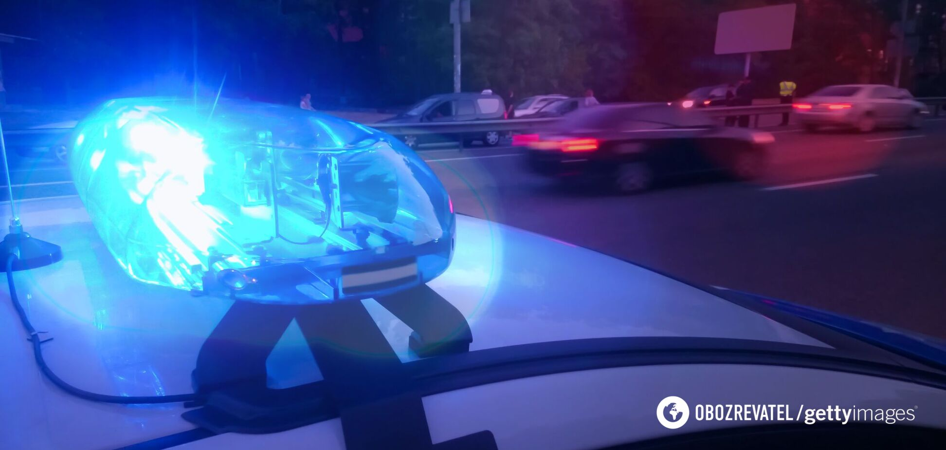 Поліція встановлює деталі ДТП