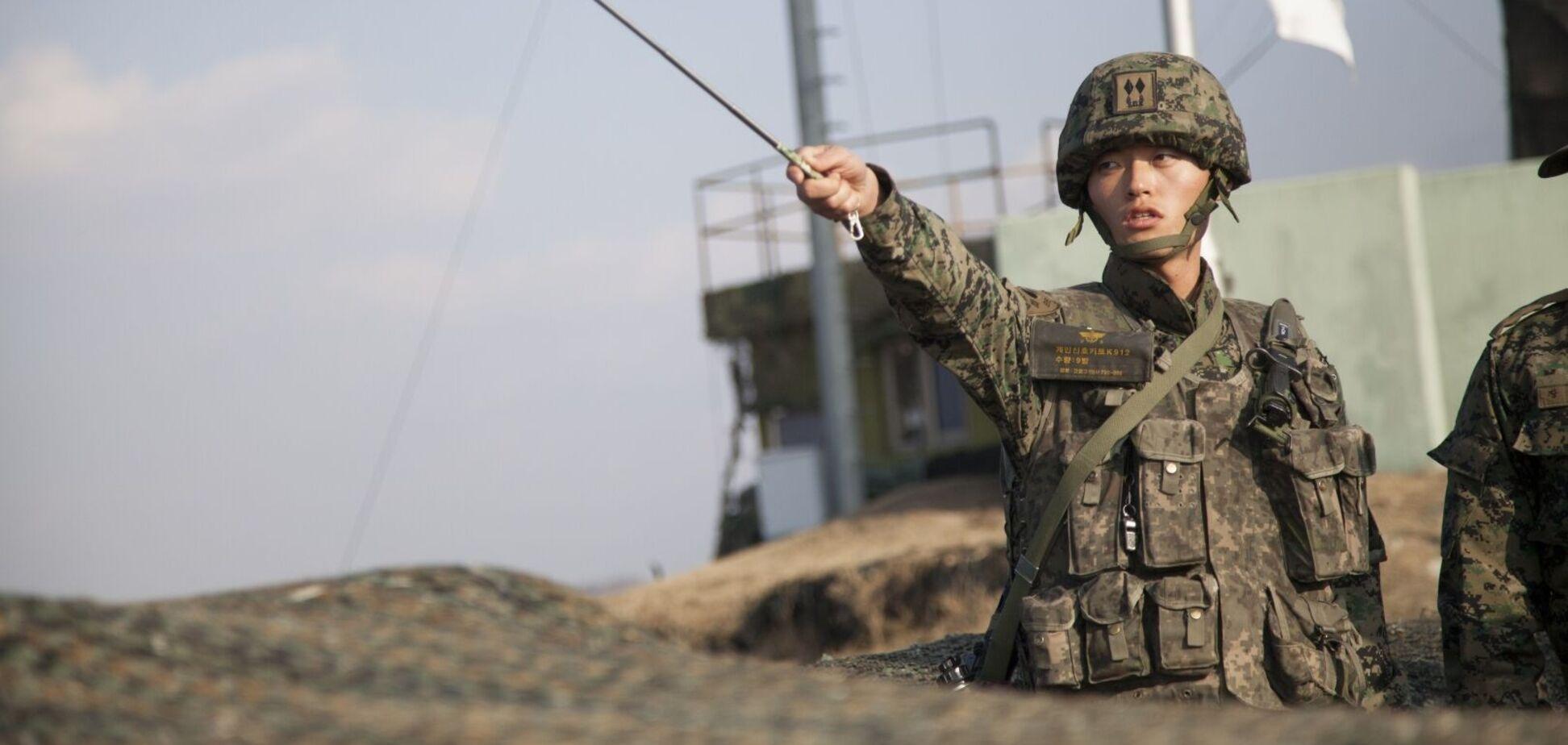 В армии Южной Кореи будут служить роботы. Фото