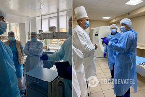 Степанов без попередження перевірив лікарні Житомира