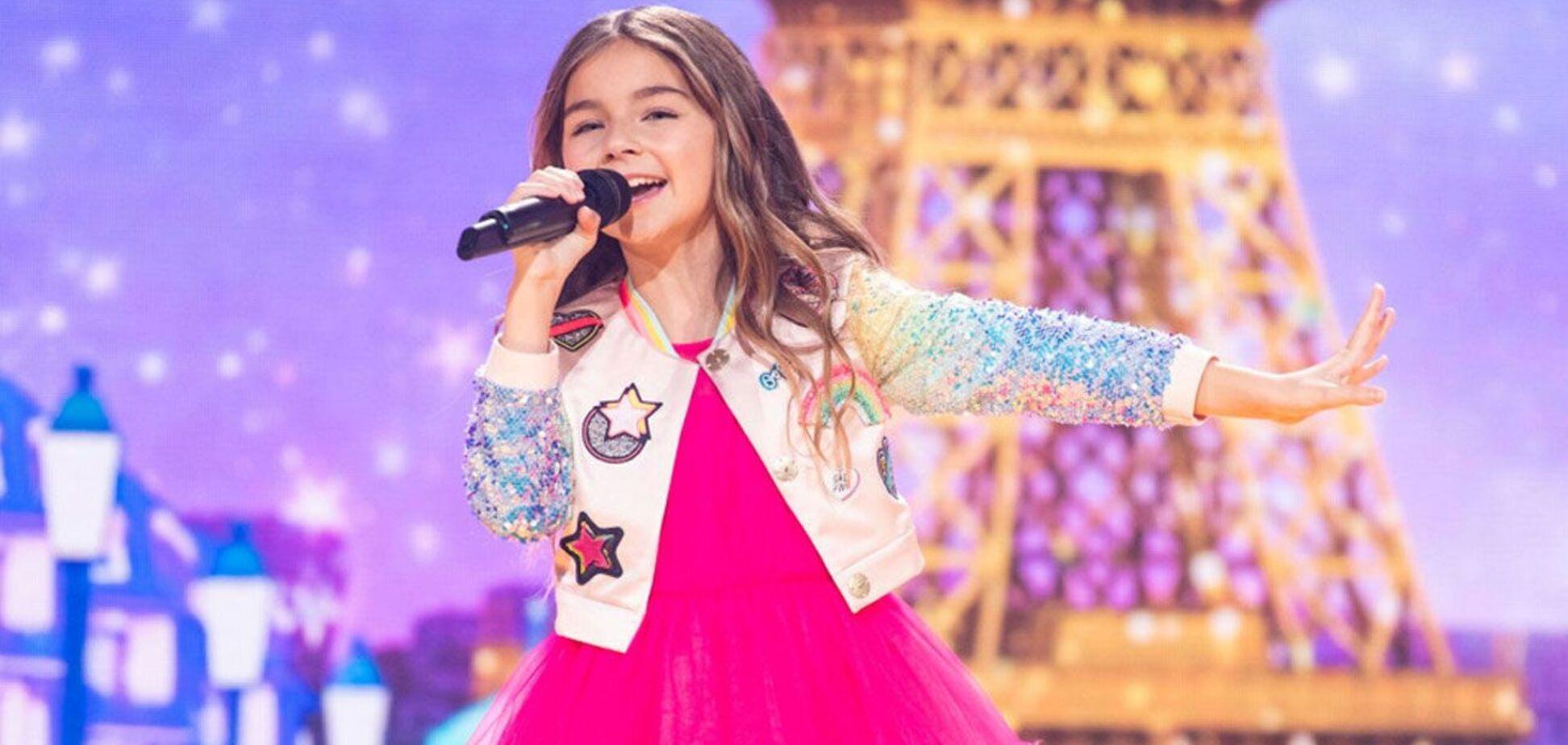 Виступ переможниці Дитячого Євробачення 2020 викликав розчулення у глядачів. Відео номеру