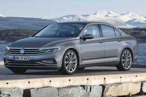 Европейский VW Passat прекратит свое существование вслед за американским