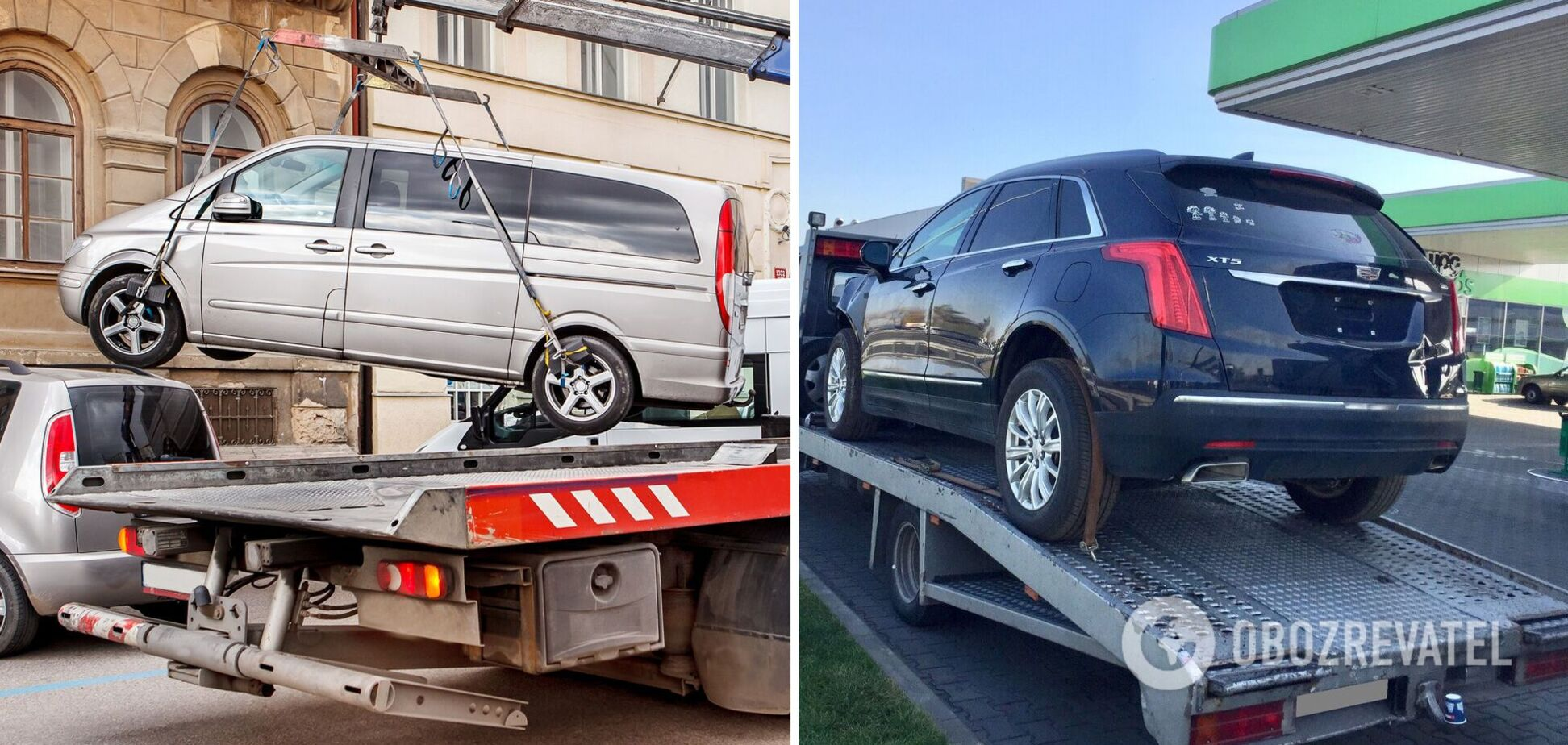 Авто українців дряпають і кидають прямо на дорогу: як відшкодувати збиток за евакуацію авто
