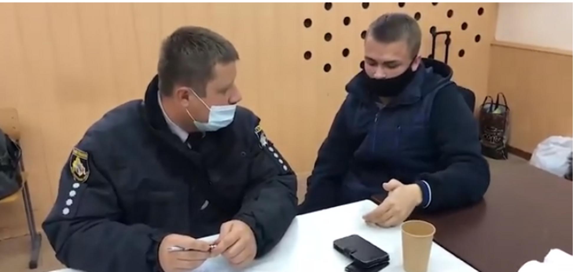 18-річний студент підтвердив, що йому запропонували продати голос на користь Загіда Краснова