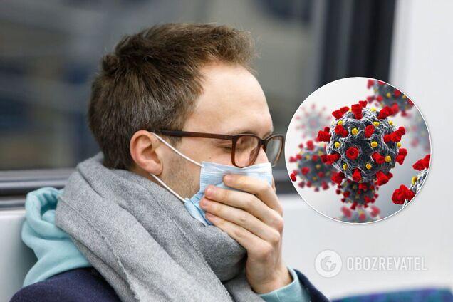 Краплі кашлю зараженого COVID-19 поширюються на понад 6 метрів – вчені