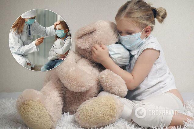Коронавирус у детей имеет определенные тревожные признаки