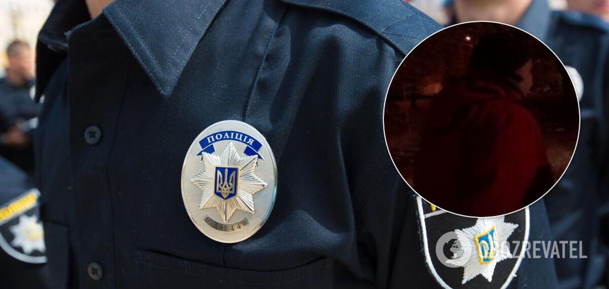 Таксист побив колишню дружину в Харкові
