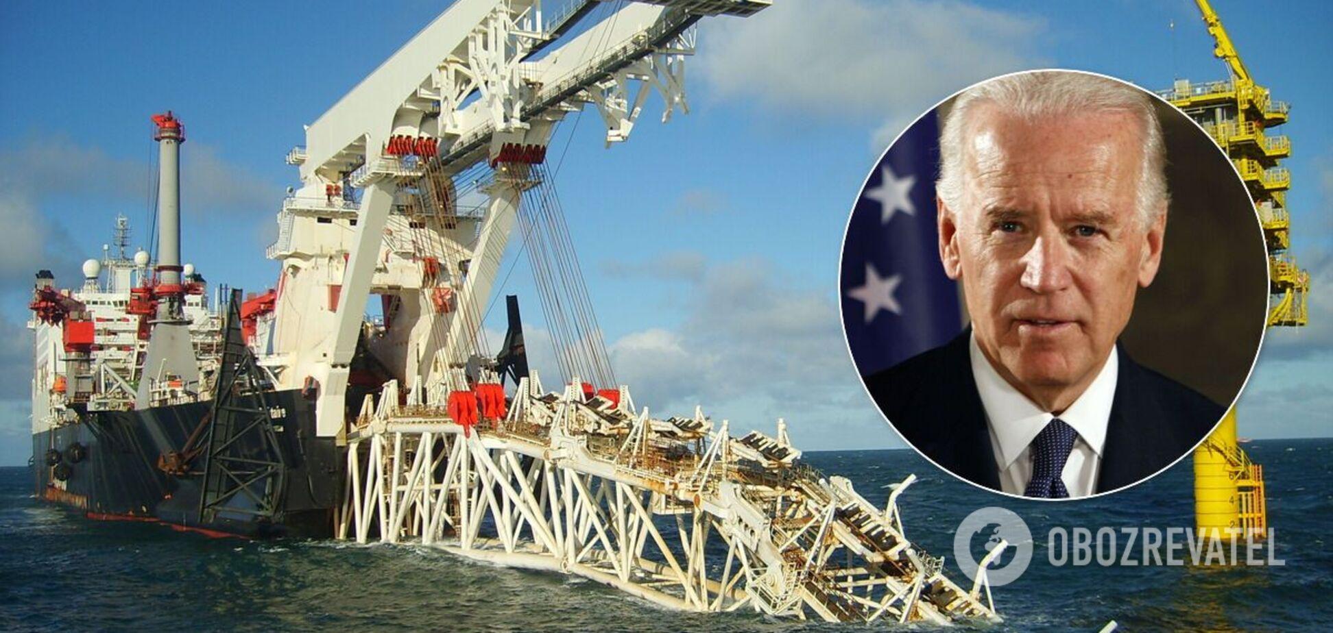 Байден може зупинити санкції США проти 'Північного потоку-2', – Пономарьов