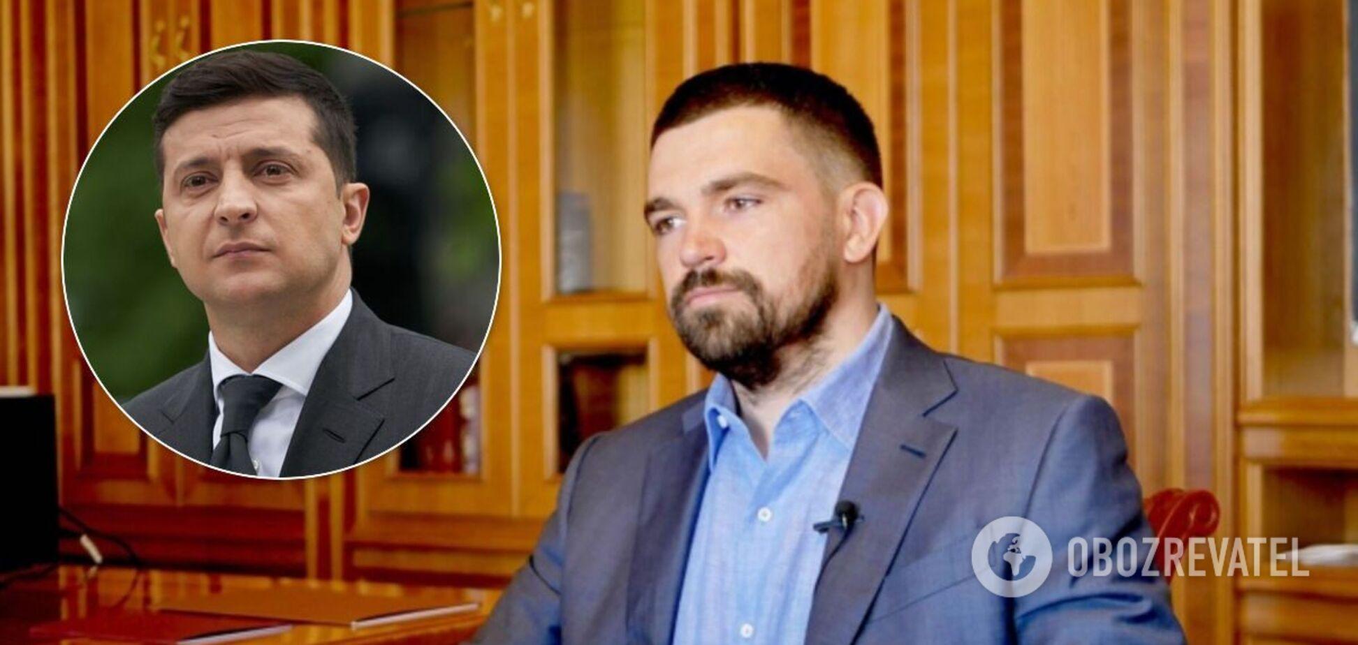 Зеленський звільнив Трофімова з ОП та знайшов йому нову посаду