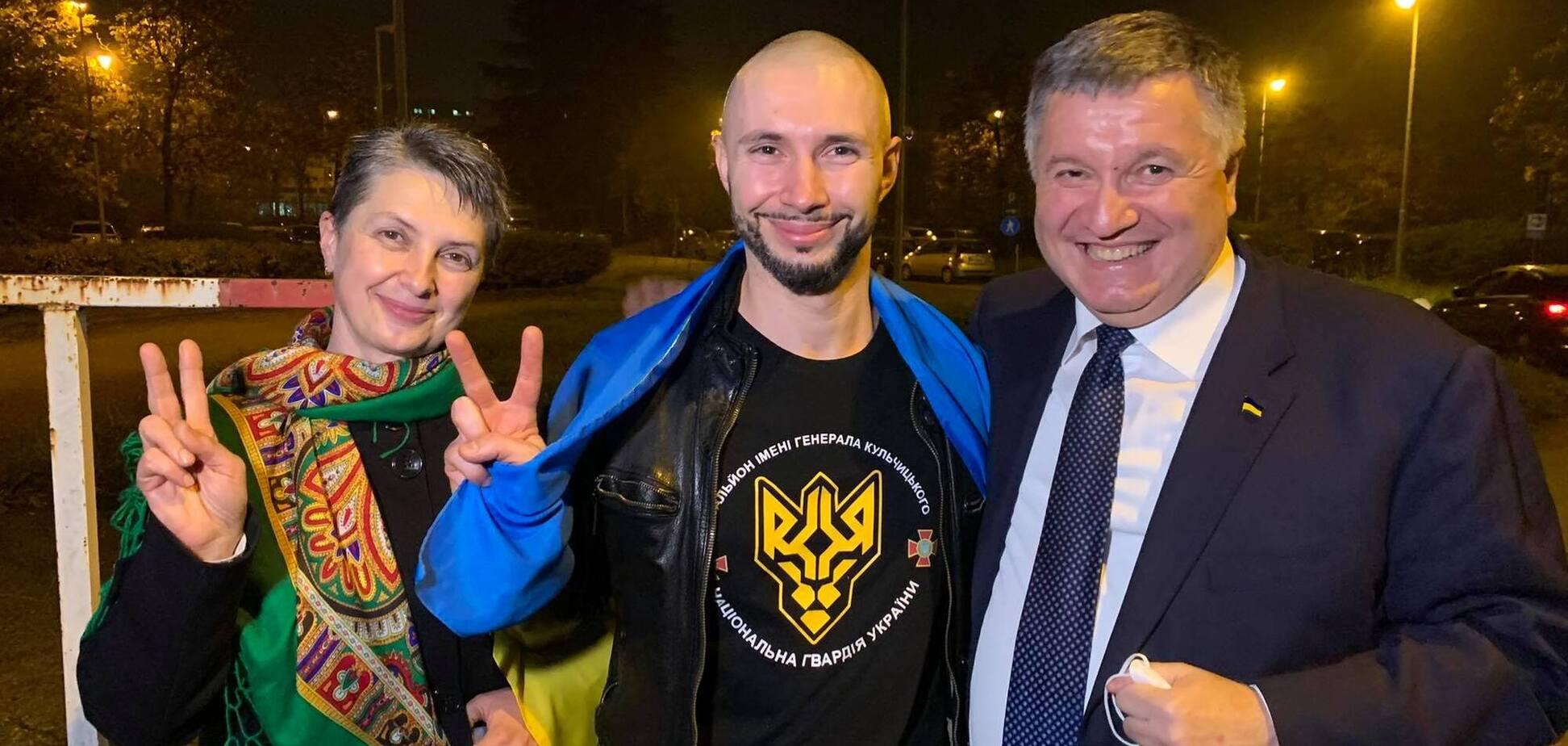Віталій Марків має намір покарати винних в його незаконному ув'язненні