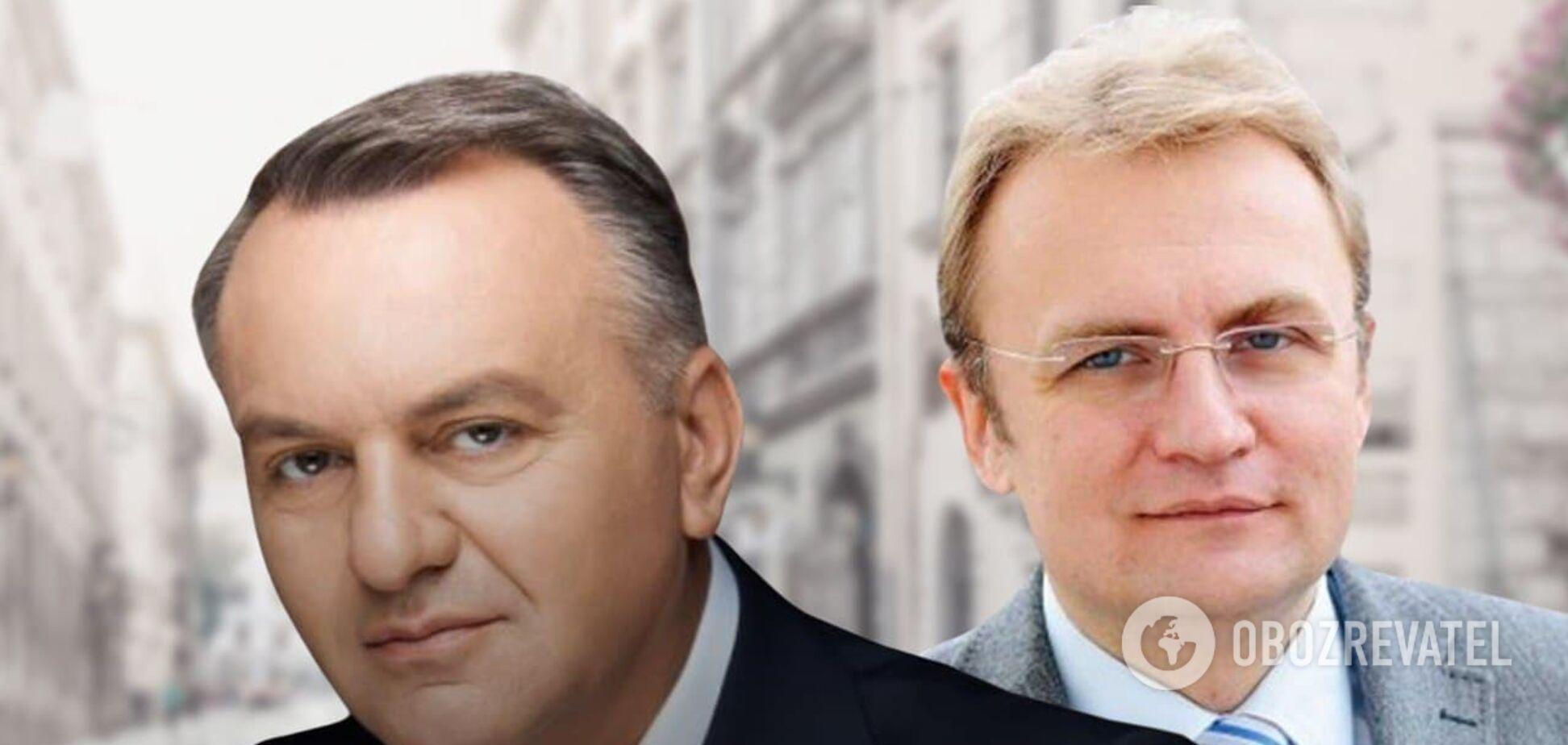 Синютка обратился к Садовому относительно дебатов: что предлагает?