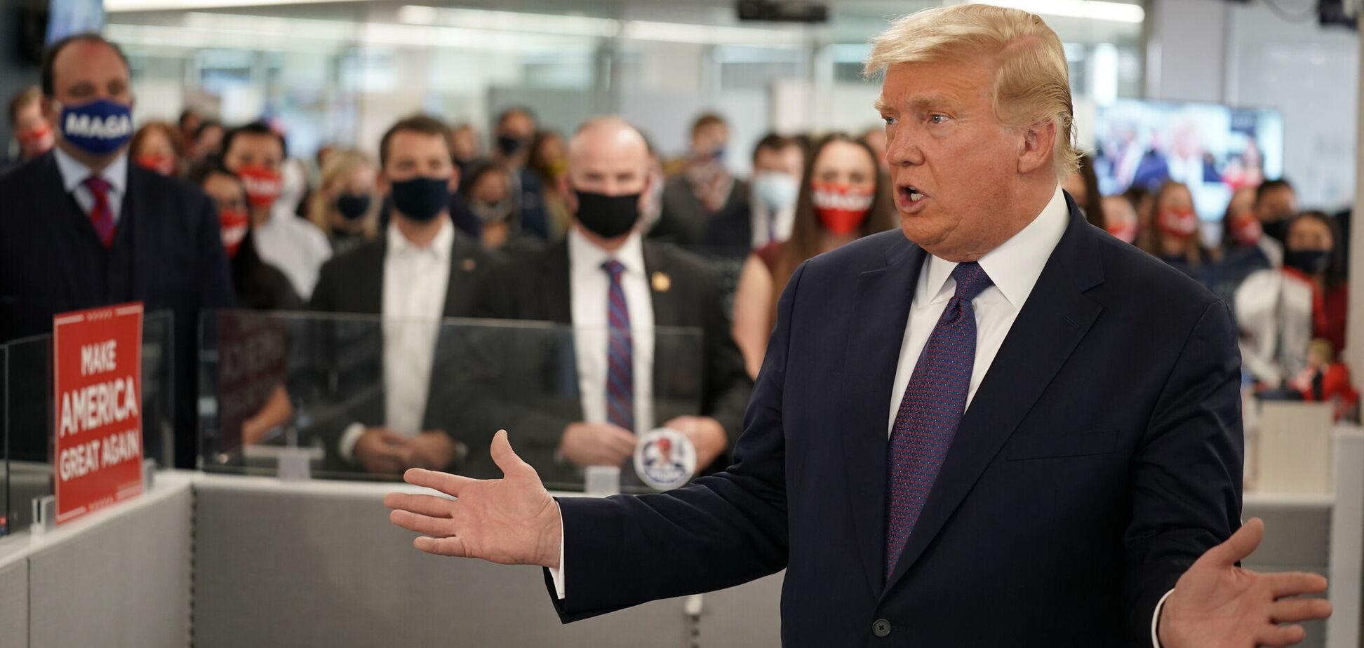 Трамп звинуватив демократів у маніпуляціях