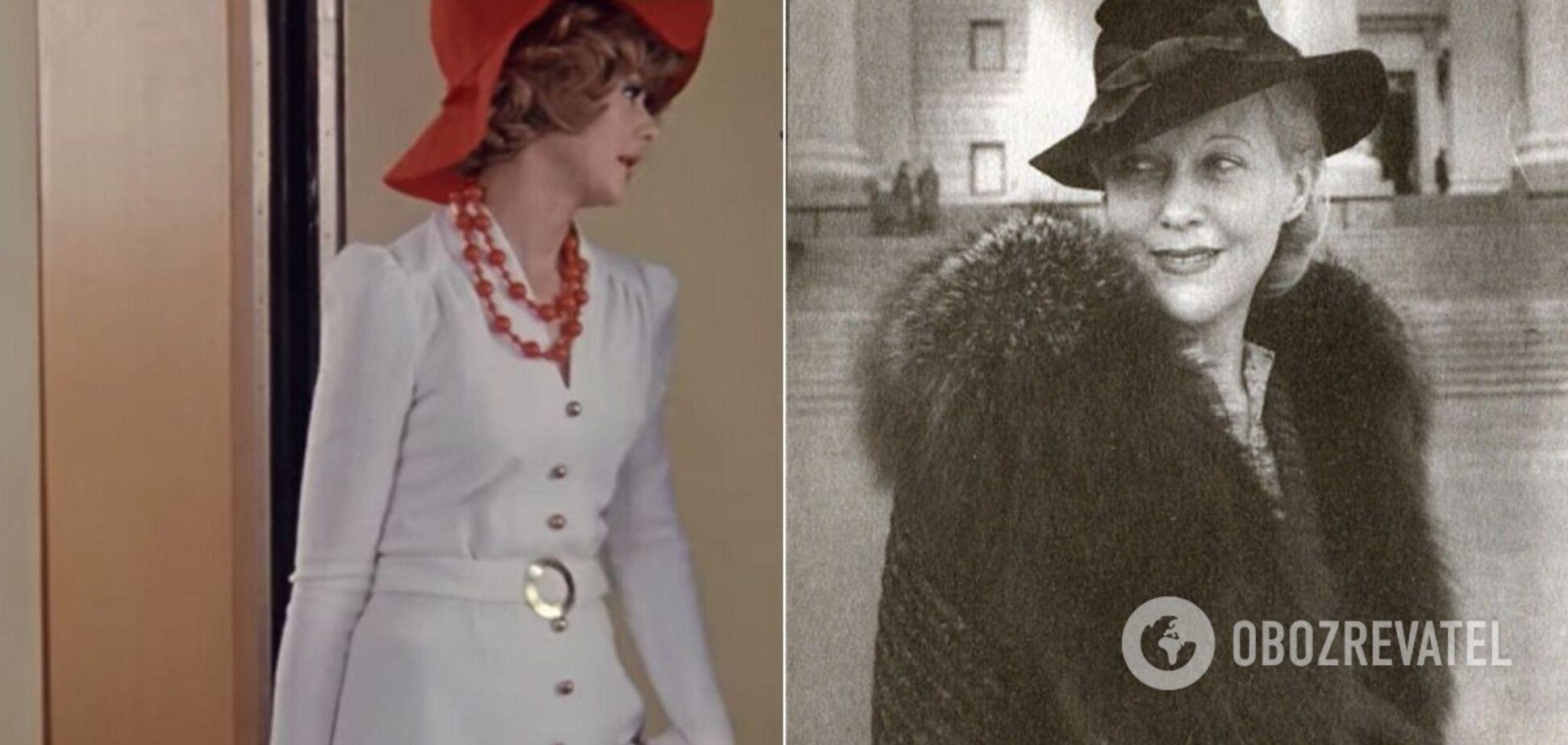 Актриси, які стали іконами стилю десятиліть у СРСР