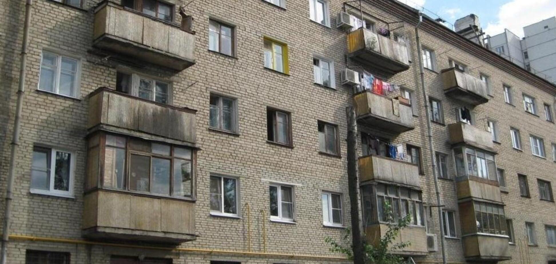 Які хрущовки знесуть першими в Києві: названо вулиці