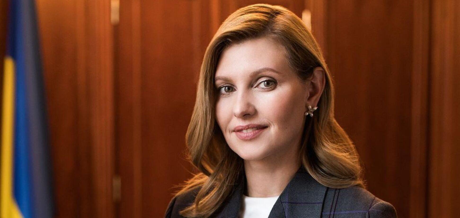 Елена Зеленская встретилась с послом Аргентины