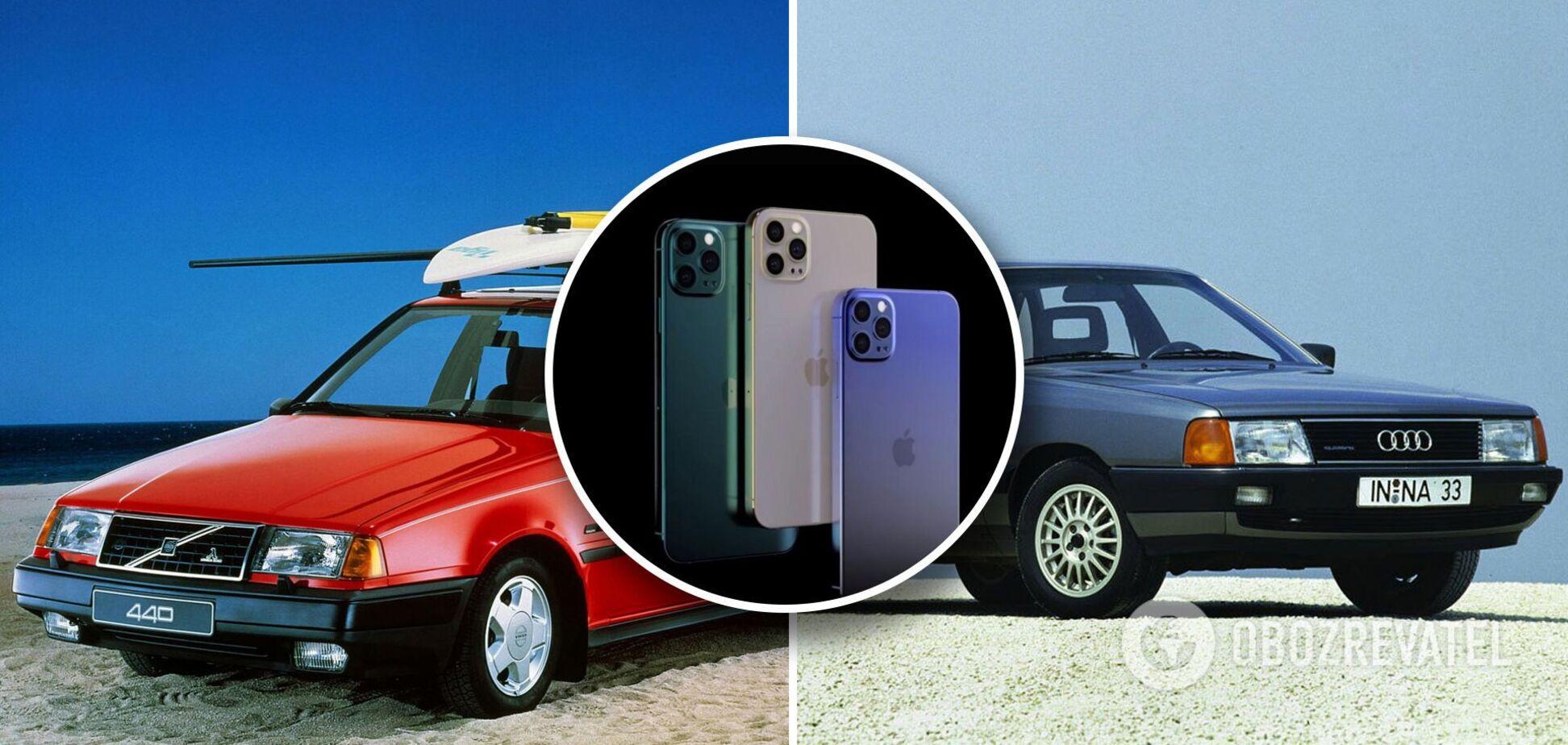 За ціну iPhone можна придбати автомобіль, який навіть буде їздити