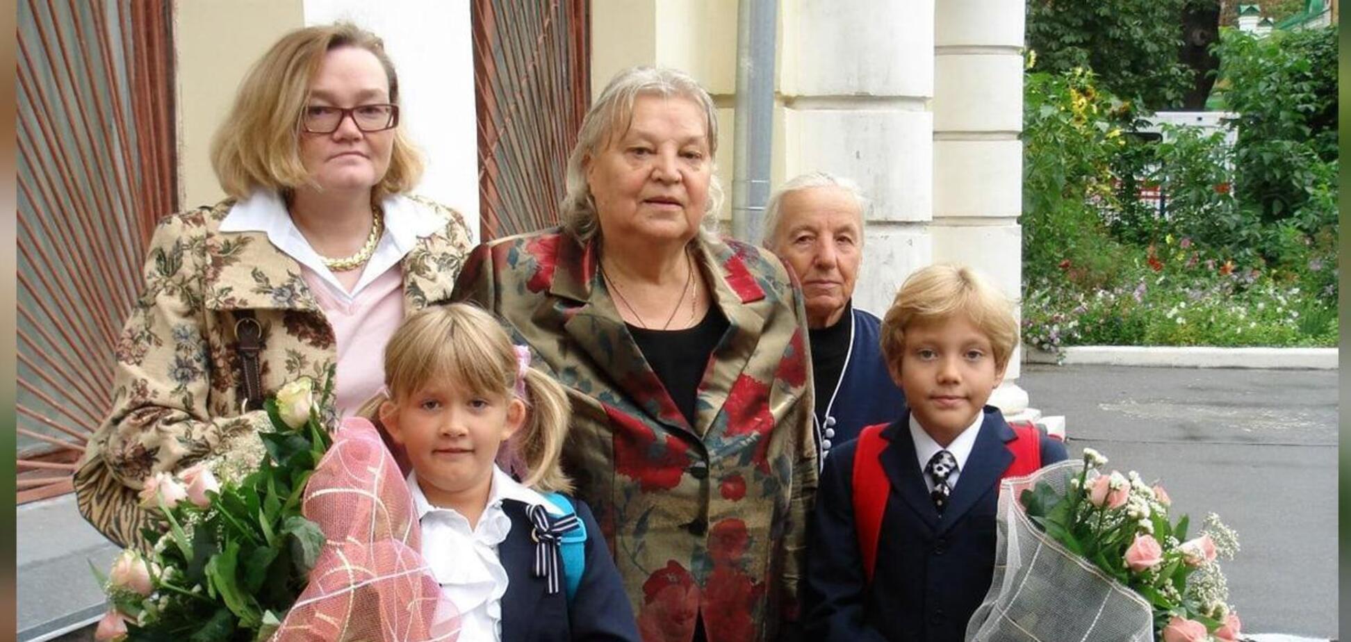 Світлана й Аделаїда Лобановські