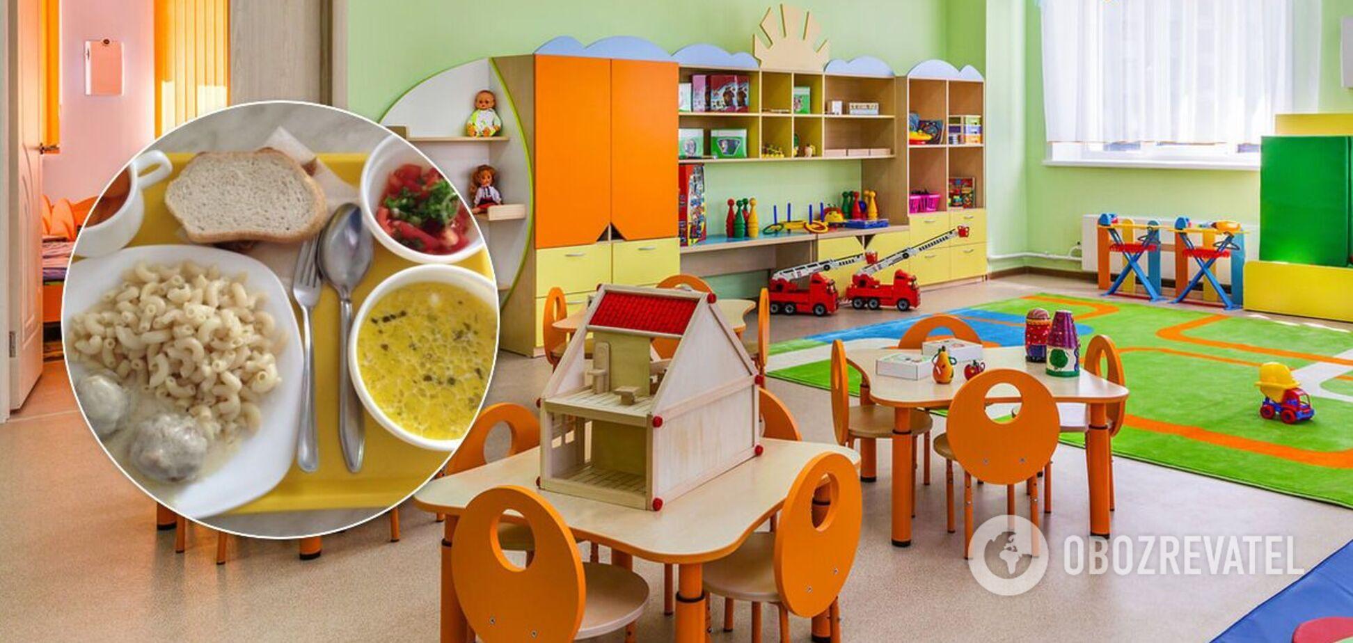 В Одессе работники детсада воровали еду