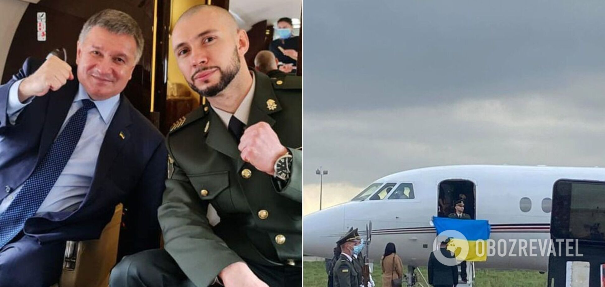 Маркив прибыл в Украину 4 ноября
