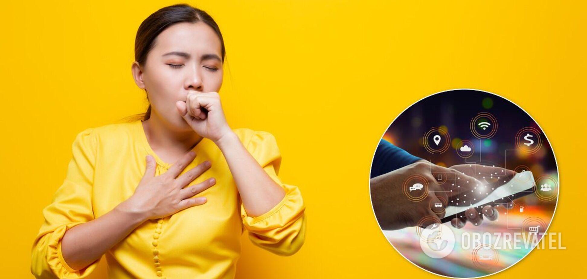 Искусственный интеллект научили определять коронавирус по звуку кашля