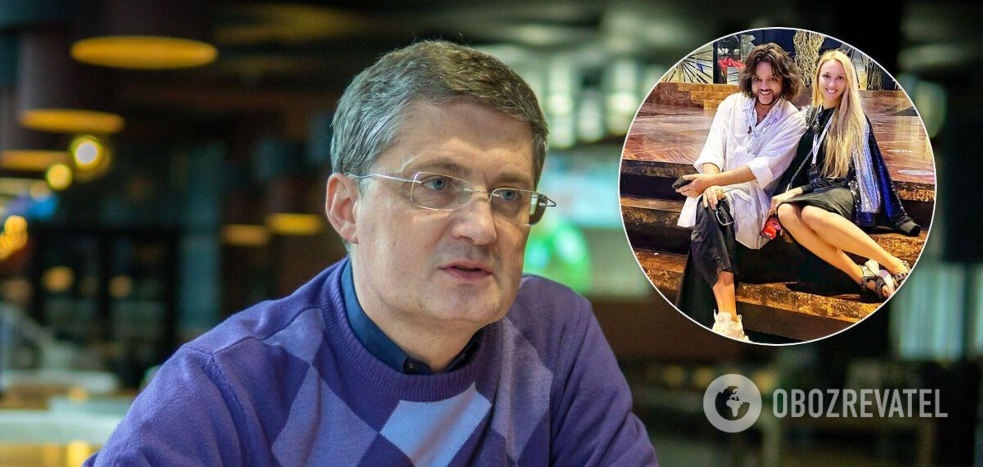 Кондратюк висловився про виступ Полякової з Кіркоровим в Дубаї