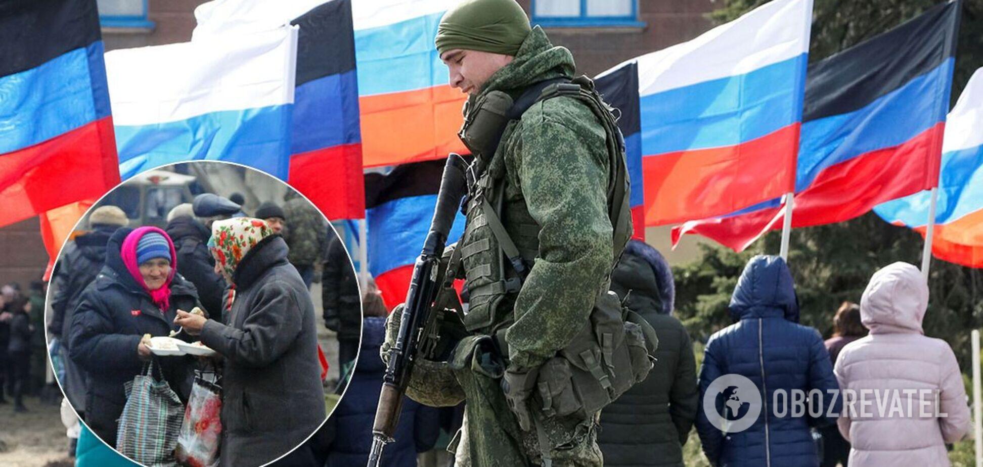 Россия скоро перестанет платить пенсии 'Л/ДНР', – Гармаш