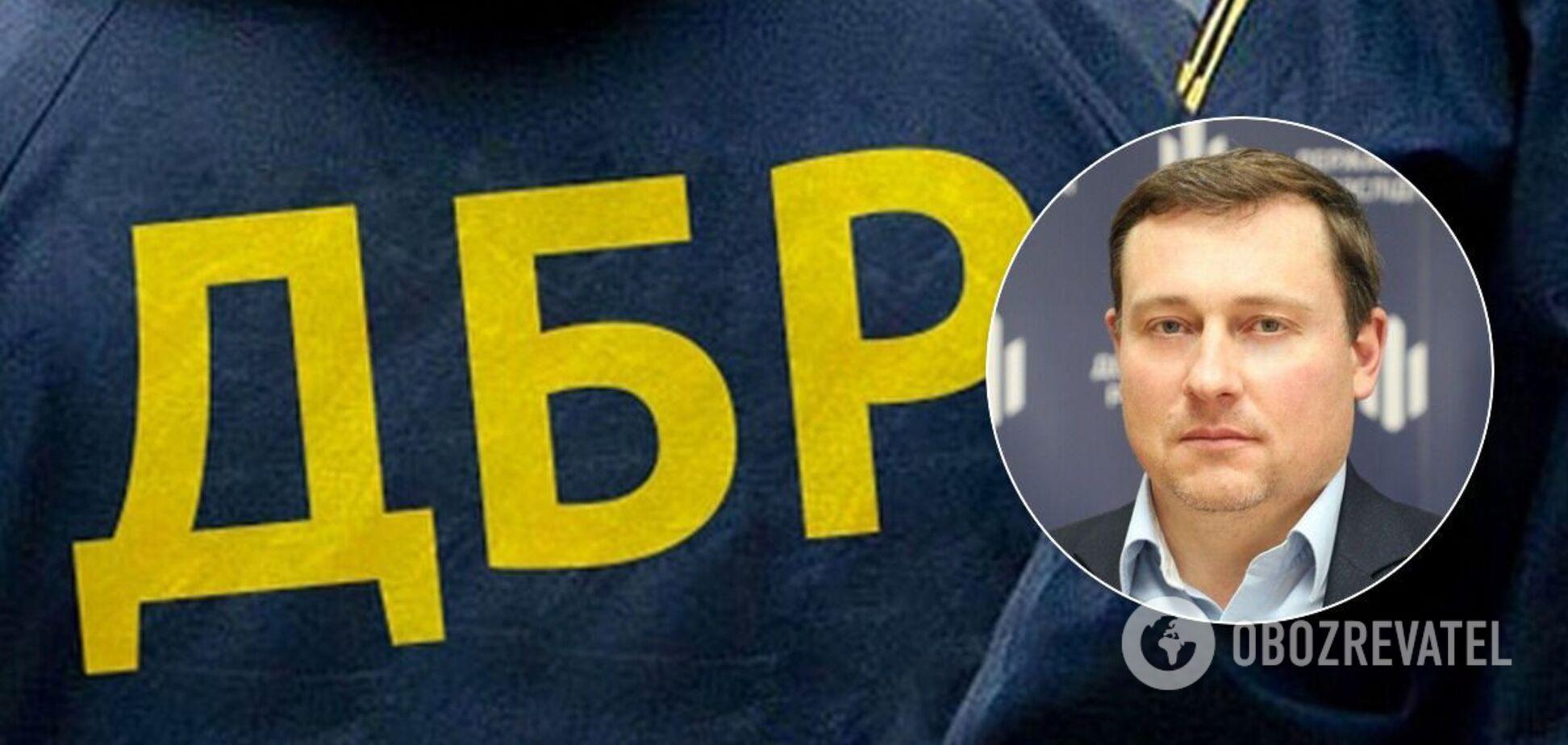 Бывший адвокат Януковича Бабиков открестился от увольнения из ГБР