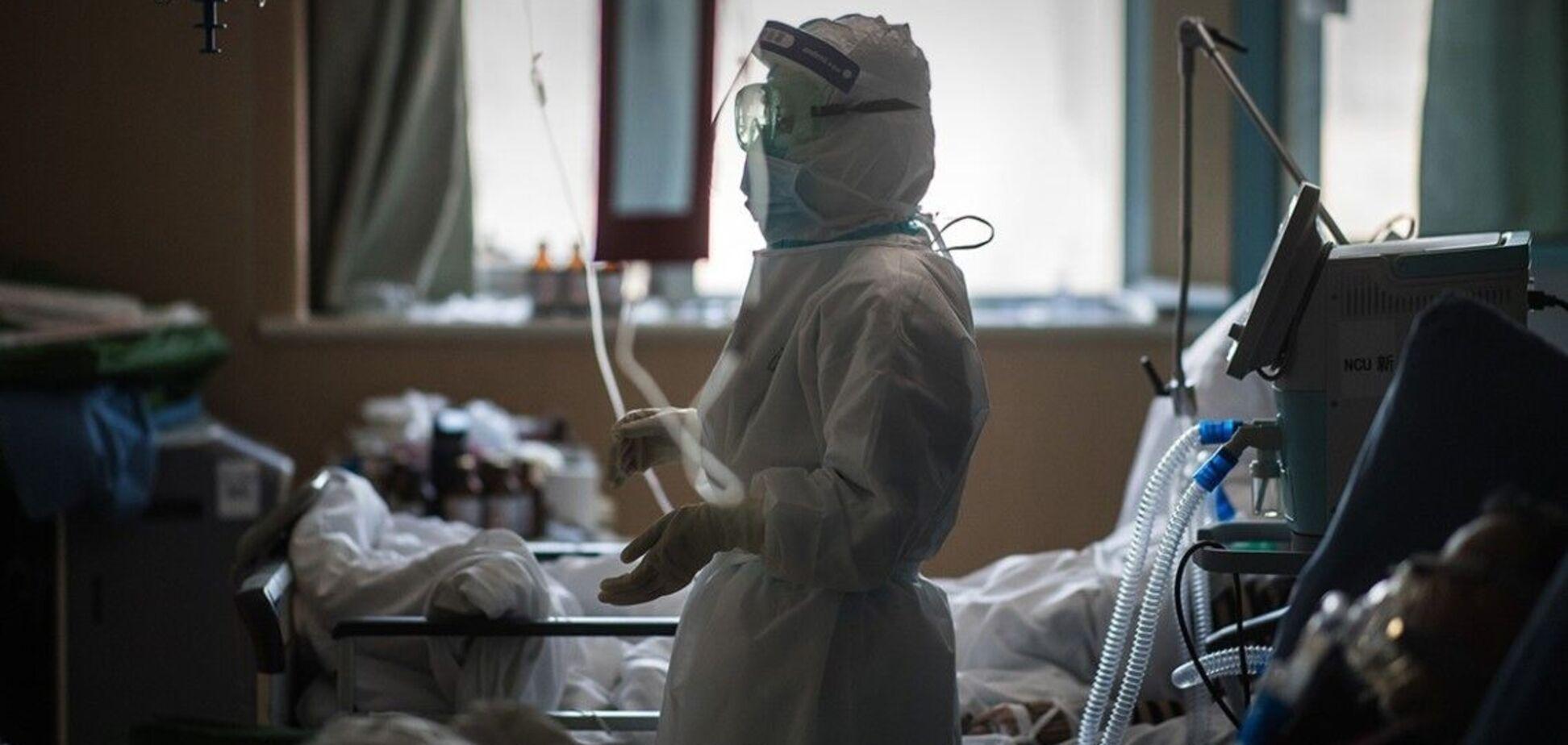 Во Львове оборудуют 350 мест для больных COVID-19