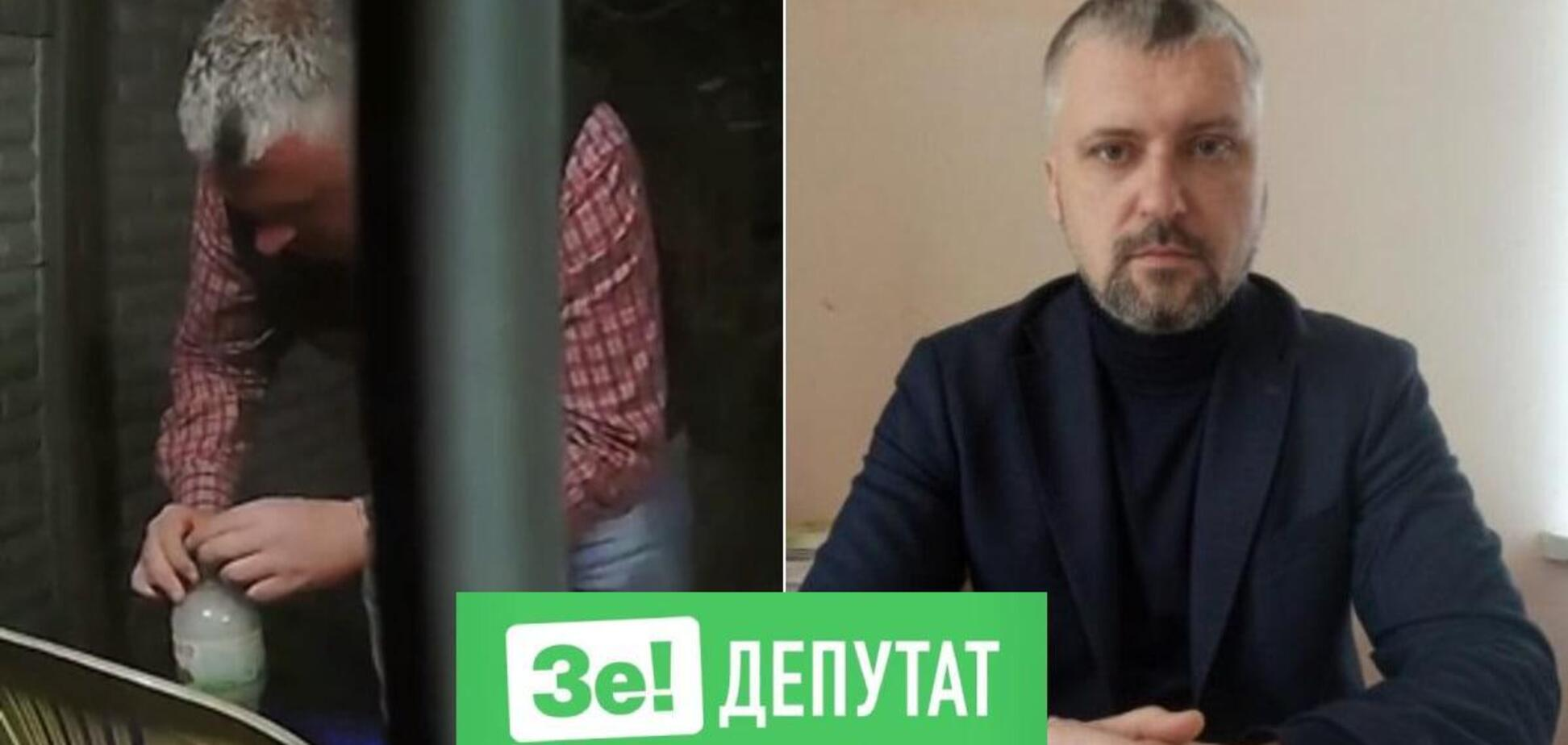 'Слуга народу' Сергій Алєксєйченко