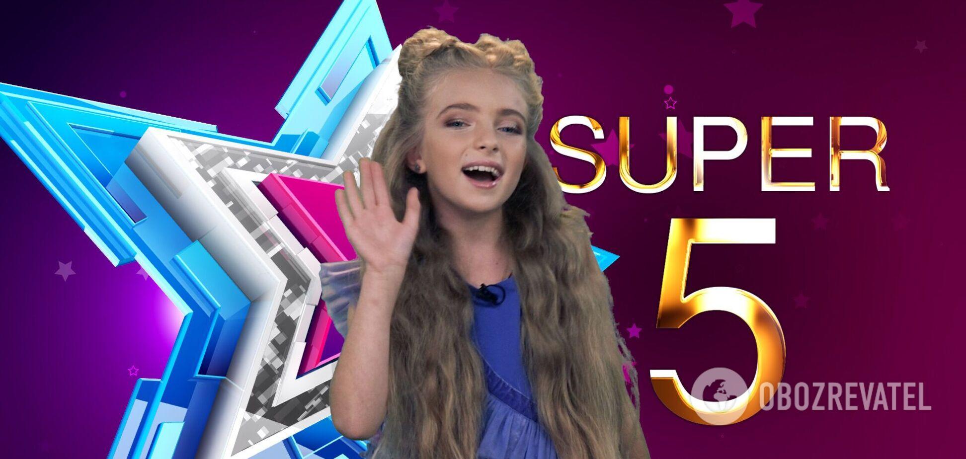 Super 5! з Євою Plum | 15
